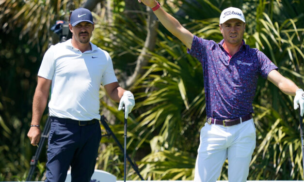 Four Major Tournaments in Four Months Is a Lot of Important Golf