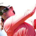 Leona Maguire: Irish player slips away from leader Lee after third round of LPGA Mediheal Championship